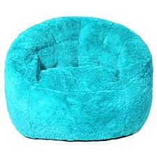 sofa fabulous fuzzy bean bag chairs for kids wonderful design