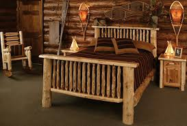 Rustic Bedroom Furniture Ideas - cabin bedroom decorating ideas home design ideas