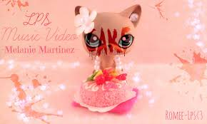 lps music video cake melanie martinez for 5 000 subscribers