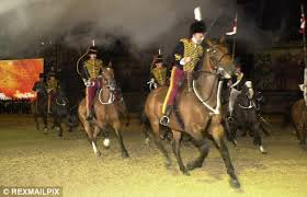 The Blind Side Charge Of The Light Brigade Charge Of The Light Brigade Bugle To Be Played Again Daily Mail