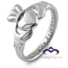 beautiful ladies rings images Claddagh ring sl92 ladies sterling silver made in ireland best jpg