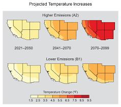 Uc Region Homepage Bureau Of Reclamation Southwest National Climate Assessment