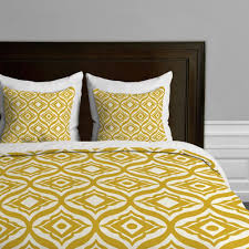 mustard coloured bedding 2591