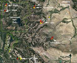 National Wildfire Activity by Fire Activity Increases In Wyoming U2013 Wildfire Today