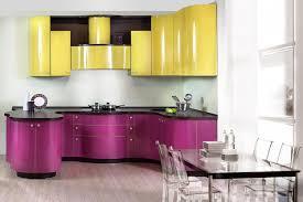 purple kitchen ideas astonishing yellow and purple kitchen contemporary best ideas