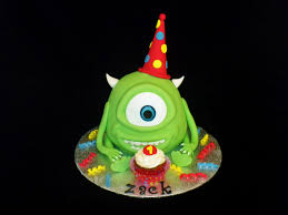 gâteau petit monster little monster cake sandra beauregard