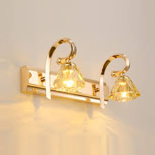 popular bathroom wall light gold buy cheap bathroom wall light