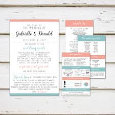 booklet wedding programs printable infographic wedding program booklet wedding booklet