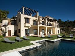 modern villa villa cielo en la tierra a luxury modern villa in the hills of