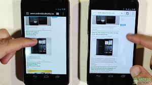 android default browser android 4 1 vs android 4 2 the jelly bean brothers