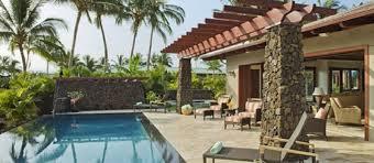 Exotic Beach Houses Big Island Villas Hawaii Vacation Rentals Exotic Estates
