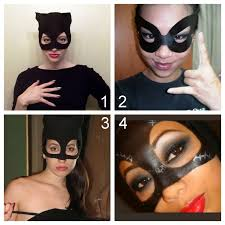true blue me u0026 you diys for creatives u2022 diy catwoman mask costume
