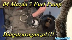 where is mazda from 04 mazda 3 fuel pump diagstravaganza youtube