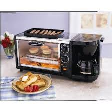 Campervan Toaster Great Idea For A Small Camper 3 In 1 Breakfast Set Coffee Maker
