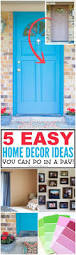 18 easy and fun diy home dc3a9cor ideas that will impress your