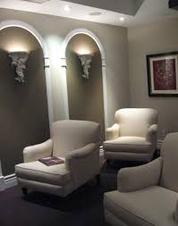 Home Theatre Sconces Residential Lighting For Bel Air Chateau Light Studio La