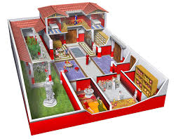 ancient roman villa rustica thinglink