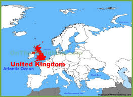 where is amsterdam on a map uk location on the europe map