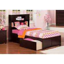 twin extra long trundle bed wayfair