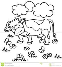 coloring book pages butterfly app farm animals stock photos image