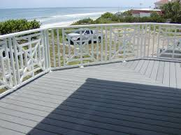 vinyl decking docks land and sea marine inc