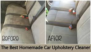can i use carpet cleaner on upholstery best car upholstery cleaner cleaning car upholstery can be