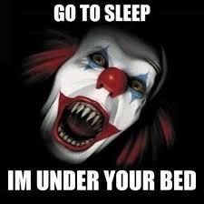 Evil Clown Memes - funny meme about clowns funny memes pinterest meme scary