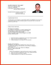 Sample Resume Format Of Fresh Graduate by Sample Fresh Graduate Engineer