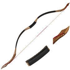handmade bow 50lbs traditional archery handmade recurve bow mongolian