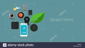 smart items for home smart home house items stock vector art illustration vector image