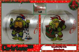 mutant turtles ornaments