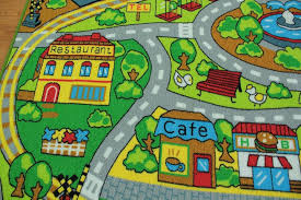 childs rug with roads roselawnlutheran