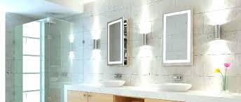 tall recessed medicine cabinet fresca fmc022430 spazio 24 wide x 30 tall bathroom medicine led