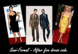dress code guide how to dress correctly for the occasion