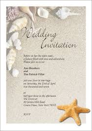 Wedding Invitations Sayings Beach Wedding Invitation Wording Plumegiant Com