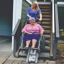 stair trac portable wheelchair lift