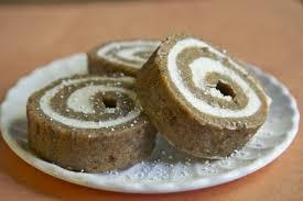 sweet potato cake roll divas can cook