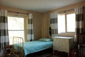 master bedroom window treatments modern bedroom design with double
