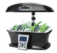 amazon com aerogarden ultra indoor garden with gourmet herb seed