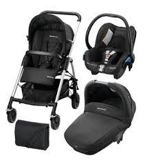 si e auto streety fix la poussette bébé confort trio streety la solution complète et