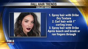 fall hairstyles with oribe hair care and beauty lounge story wjbk