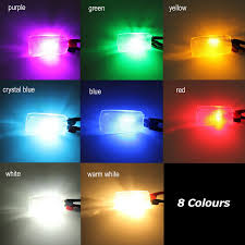 blue free light bulbs scoe t15 w16w dc12v 2x22smd 5050led car styling led light bulb