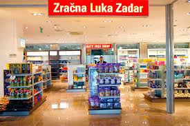travel for free images Duty free travel value shop zadar airport jpg
