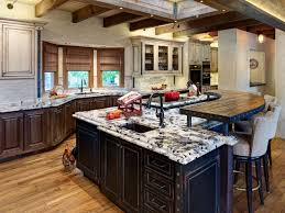 polished granite countertops best material for kitchen flooring