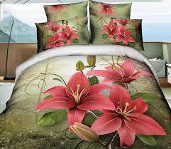 3d Bedroom Sets by Precious Retro Flower Print 3d Bedding Sets 3d Bedding Sets