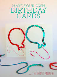 50 diy birthday cards for everyone in your life
