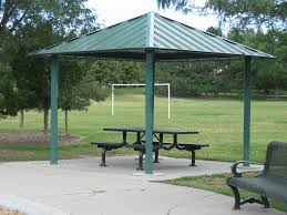 Sheridan Grill Gazebo by Linksview Park