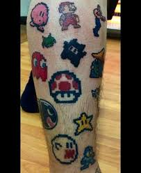 25 trending pacman tattoo ideas on pinterest be more chill