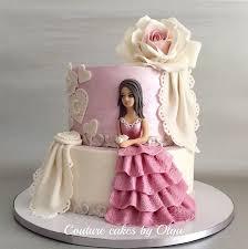princess cakes princess cake by couturecakesbyolga cakes cake decorating