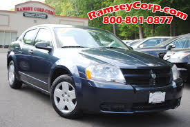 used 2008 dodge avenger for sale west milford nj
